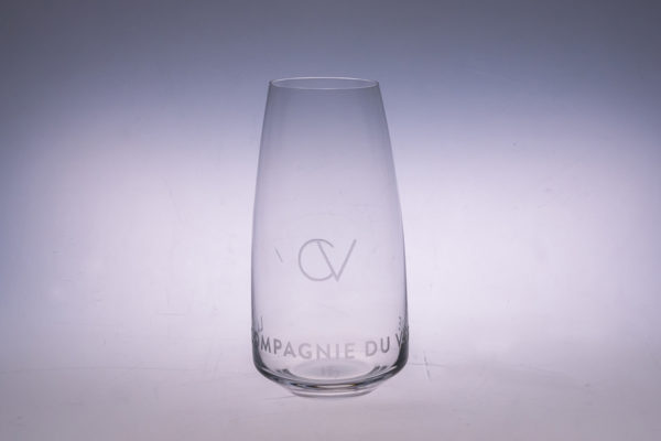 Customized glass, frosted